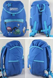 990-66803 Kinderrucksack, blau  BEST Spo