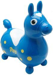 997-73005639 Hüpfpferd Rody blau Cavallo, H