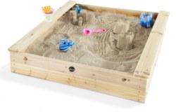 Sandkasten, Sand- und Wassertisch
