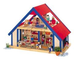 Puppenhäuser & Zubehör