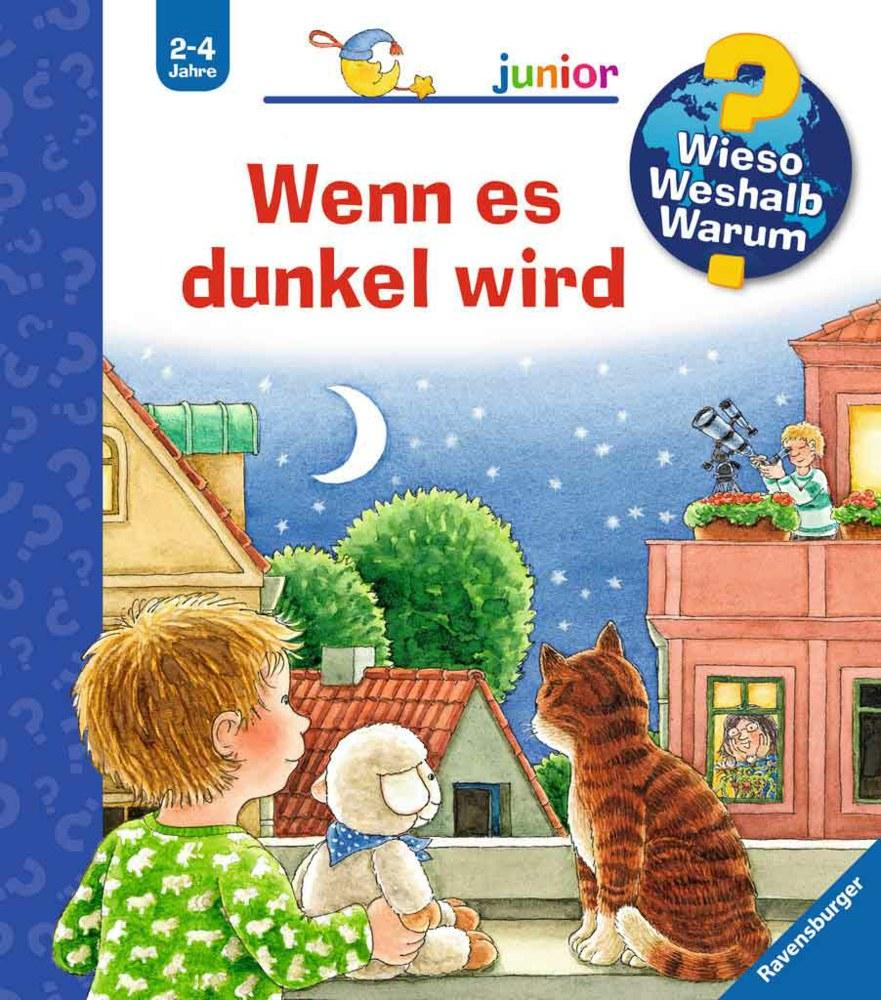 Ravensburger Wenn es dunkel wird - Wieso? Weshalb? Warum? Junior Bd. 28