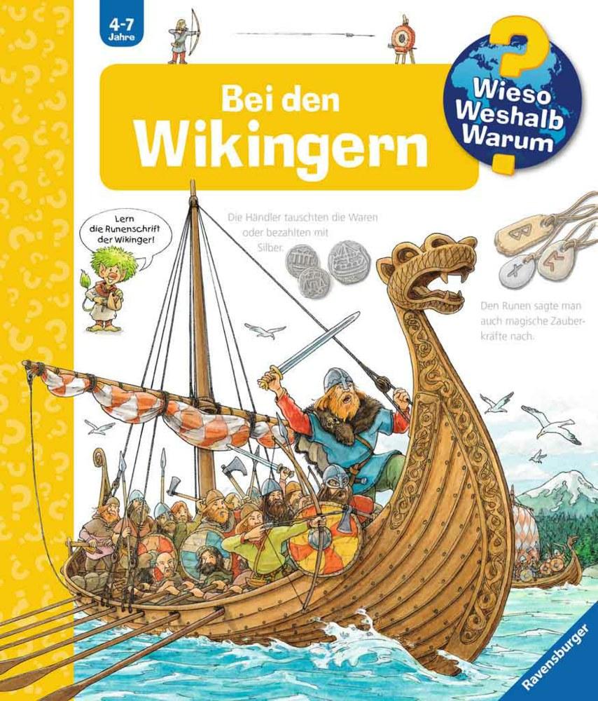 Ravensburger Bei den Wikingern - Wieso? Weshalb? Warum? Bd. 48