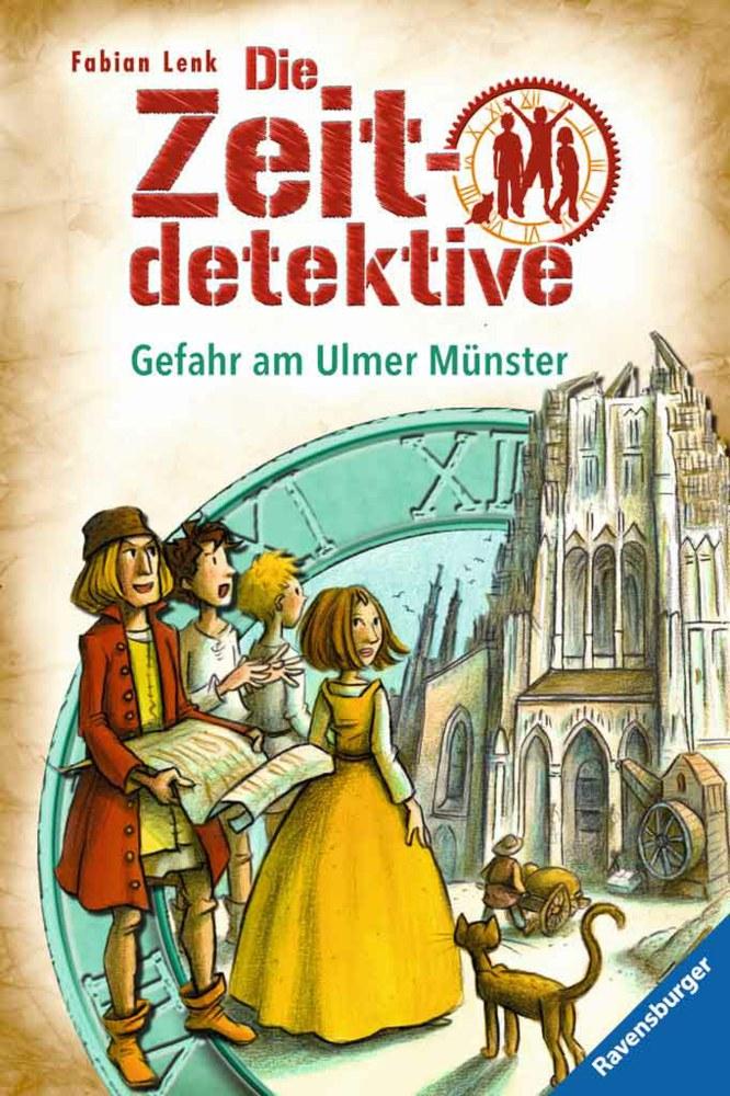 Die Zeitdetektive: Gefahr am Ulmer Münster
