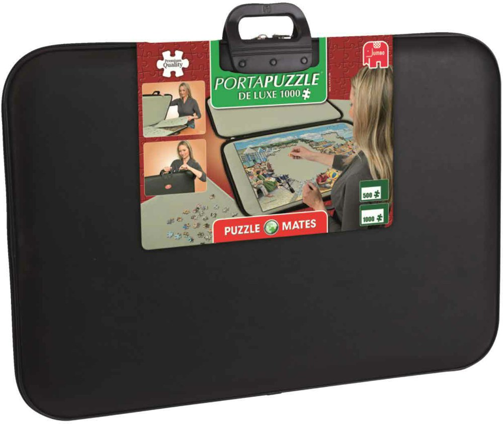 Portapuzzle 2 Puzzlemappe bis 1000 Teile von Jumbo